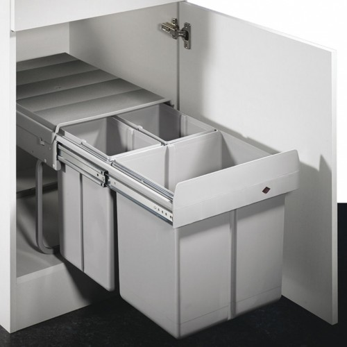 Turbo Einbau Mülleimer MK58