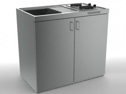 Laussnitz Pantryküchen aus Edelstahl + Fachberatung bei inOne