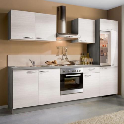 Standard-Küchenzeile 270 cm