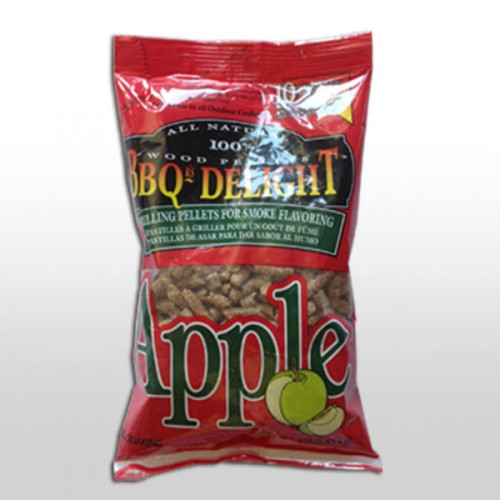 BBQ Delight Apfel Pellets