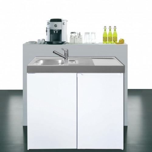 Häufig Singleküche 100 cm mit Kühlschrank A++ MF14
