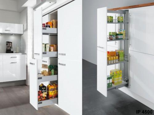 Apothekerschränke für die Küche + Fachberatung bei inOne