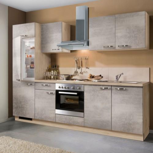 Standardküche 270 cm