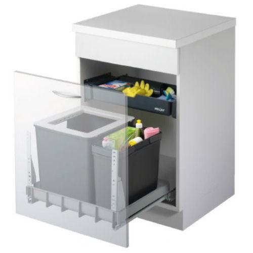 Müllex Euro Boxx 55/60 R Mülltrennsystem 40+16 Liter
