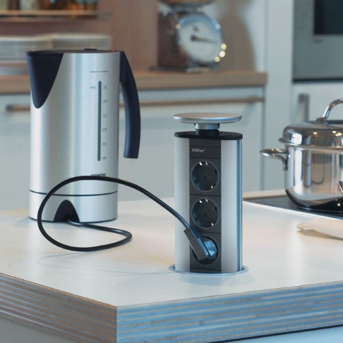 Steckdosenelemente | Einbausteckdosen Küche + Fachberatung ...
