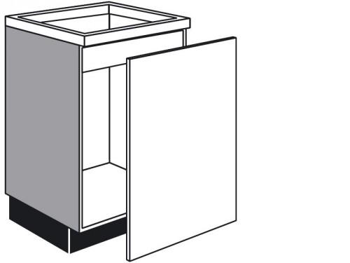 Häufig Unterschrank für Spüle zum Einbau von Müllabfallsystem EW56