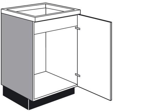 kuche spulschrank. Black Bedroom Furniture Sets. Home Design Ideas