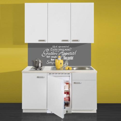 Miniküche Küchenblock Impuls 150 cm