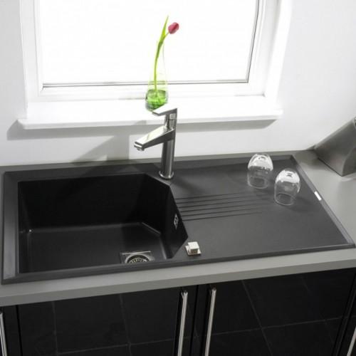 Häufig Küchenspülen Granit Spülbecken aus Kunstgranit WC56