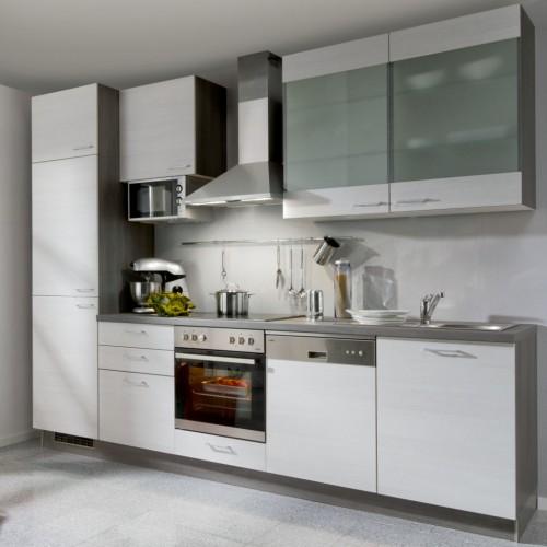 Küchenzeile Leerblock 300 Cm Stellmass
