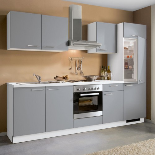 Küchenzeile 270 cm Stellmass