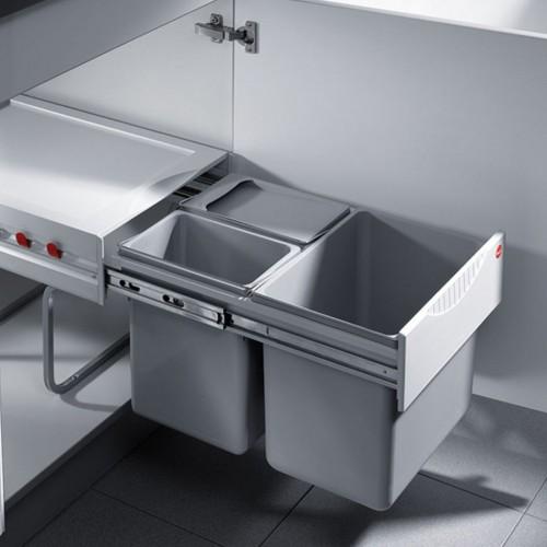 Küchen Müll-System