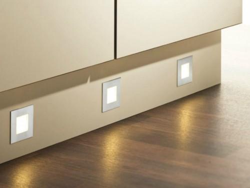 Sockelleiste Beleuchtet einbau-sockelleuchte sockelbeleuchtung + fachberatung bei inwerk