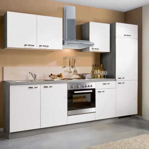 Moderne Küche 270 cm Stellmass