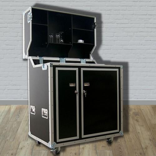 kitcase pro-art Kofferküche mit-/ohne Spüle - Die mobile Küche im ...