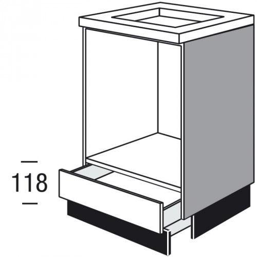 backofen unterschrank mit schublade. Black Bedroom Furniture Sets. Home Design Ideas