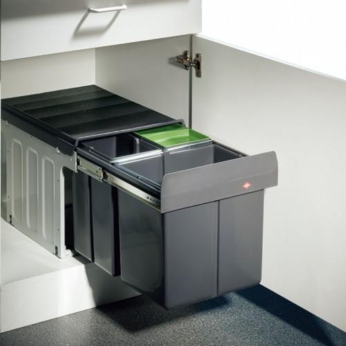 Einbau Müll-Trennsystem