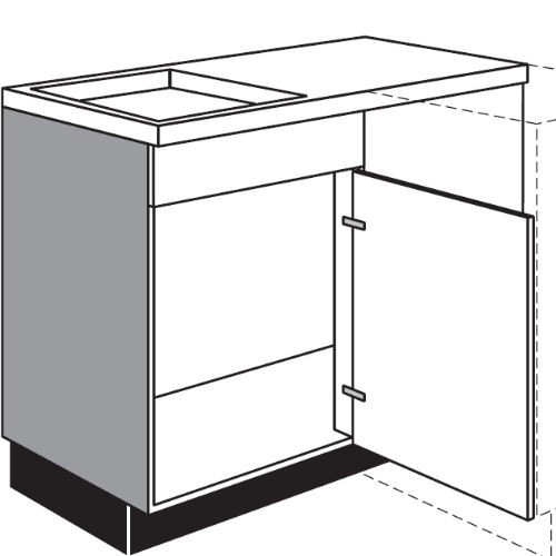 spulen eck unterschrank. Black Bedroom Furniture Sets. Home Design Ideas