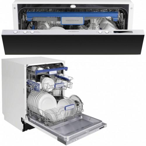 Vollintegrierte Spulmaschine 60 Cm