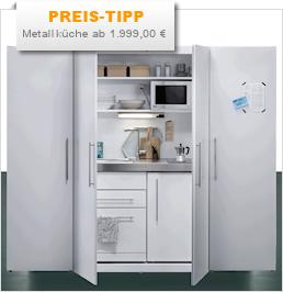Schrankküche + Fachberatung bei inOne