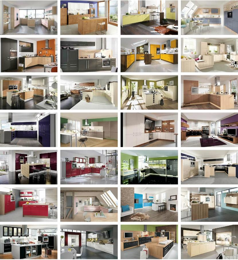 Küchen und Küchenschränke von Impuls